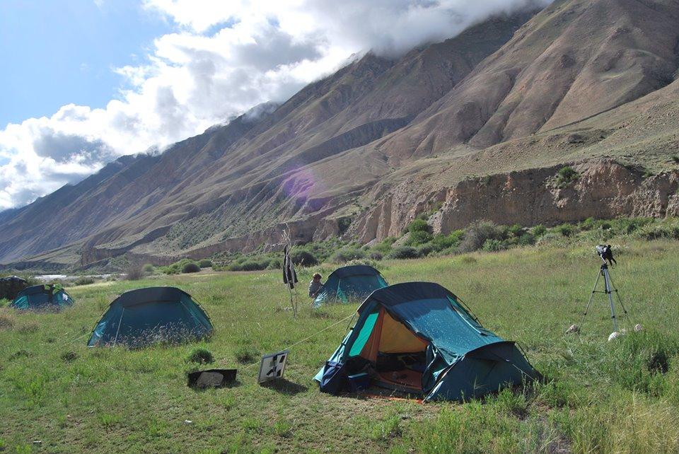 Campement (par Anne-Lise Cabanat)